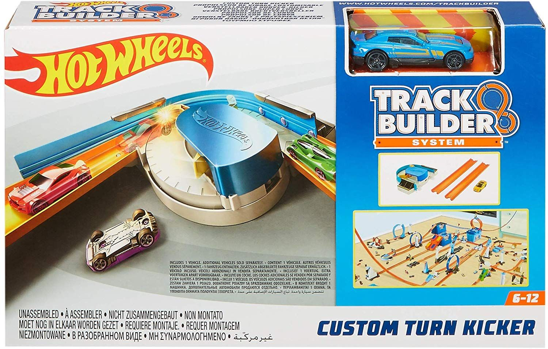 Игрален комплект Mattel Hot Wheels - Писта с 360° завой - 6