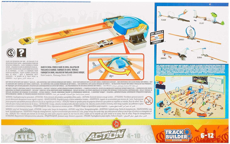 Игрален комплект Mattel Hot Wheels - Писта с 360° завой - 7