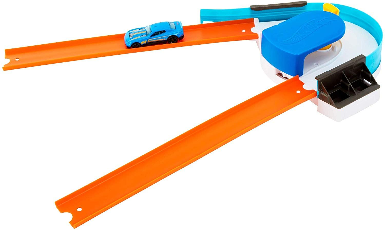 Игрален комплект Mattel Hot Wheels - Писта с 360° завой - 3