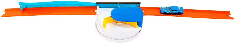 Игрален комплект Mattel Hot Wheels - Писта с 360° завой - 4