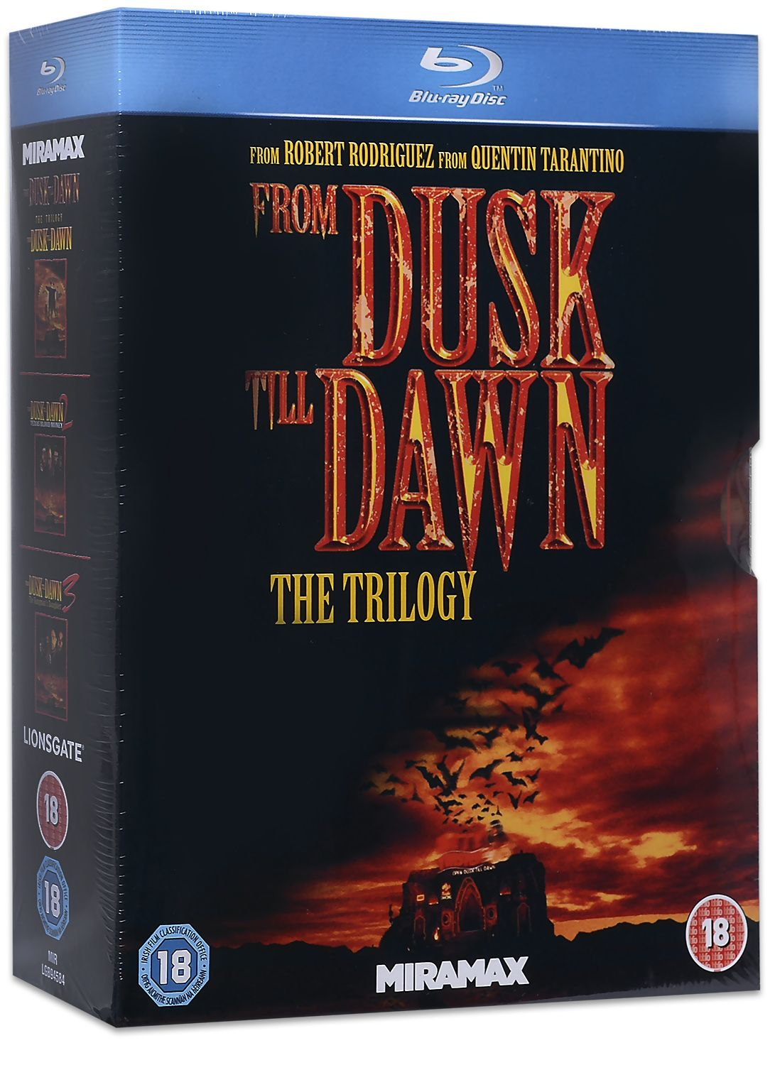 From Dusk Till Dawn - The Trilogy (Blu-Ray) - 1