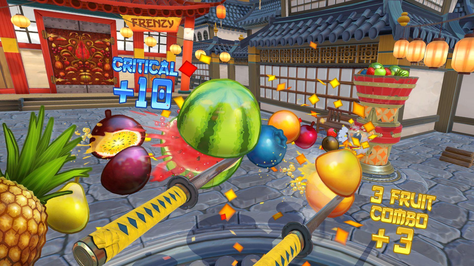Fruit Ninja VR (PS4 VR) - 4