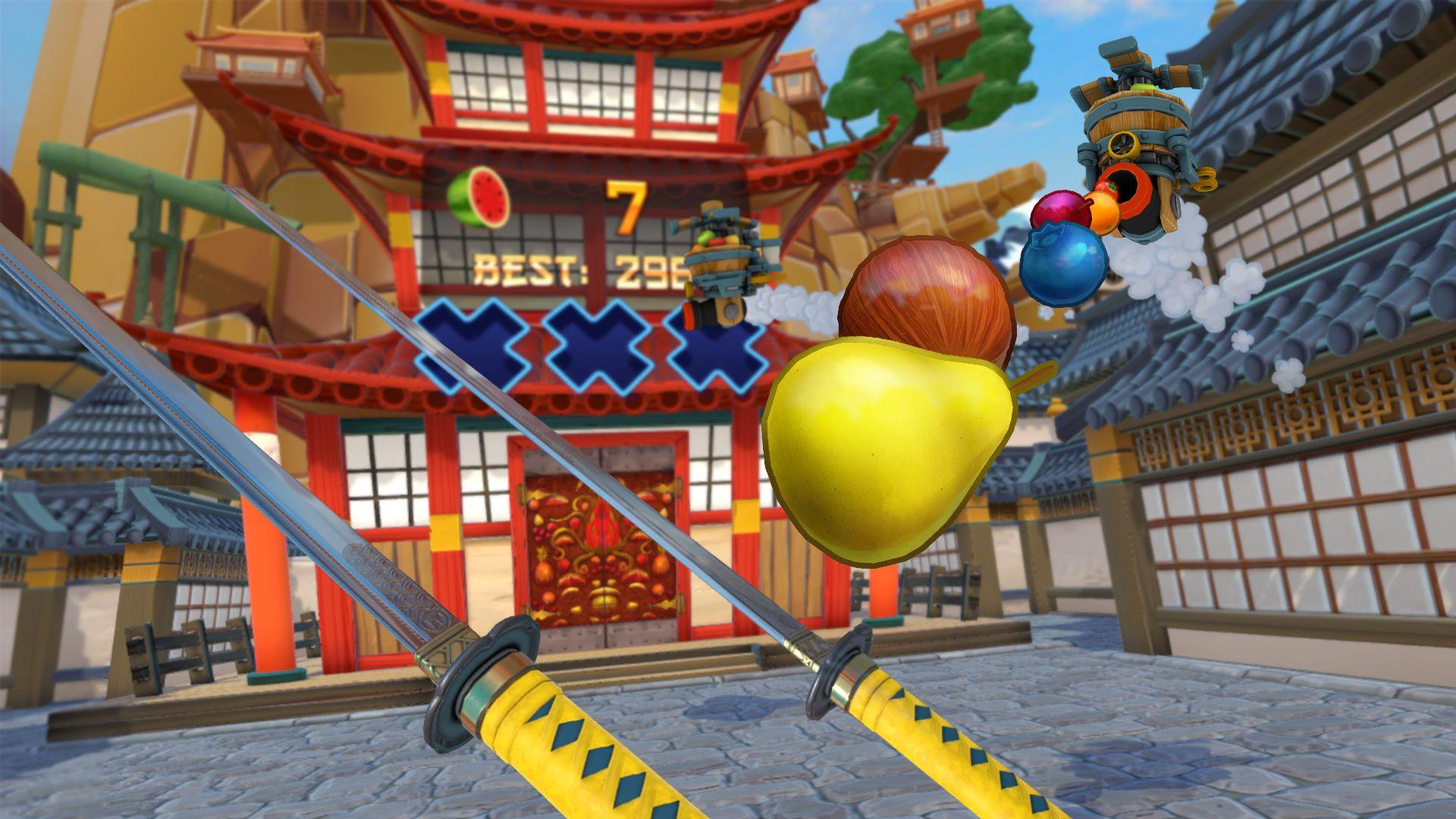 Fruit Ninja VR (PS4 VR) - 6