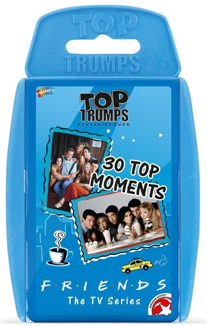 Игра с карти Top Trumps - Friends - 1