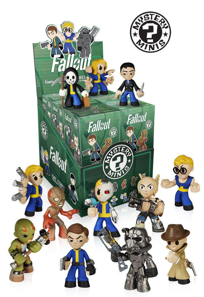 Мини Фигура Funko: Fallout - 5 Cm - Mystery Blind Box - 1