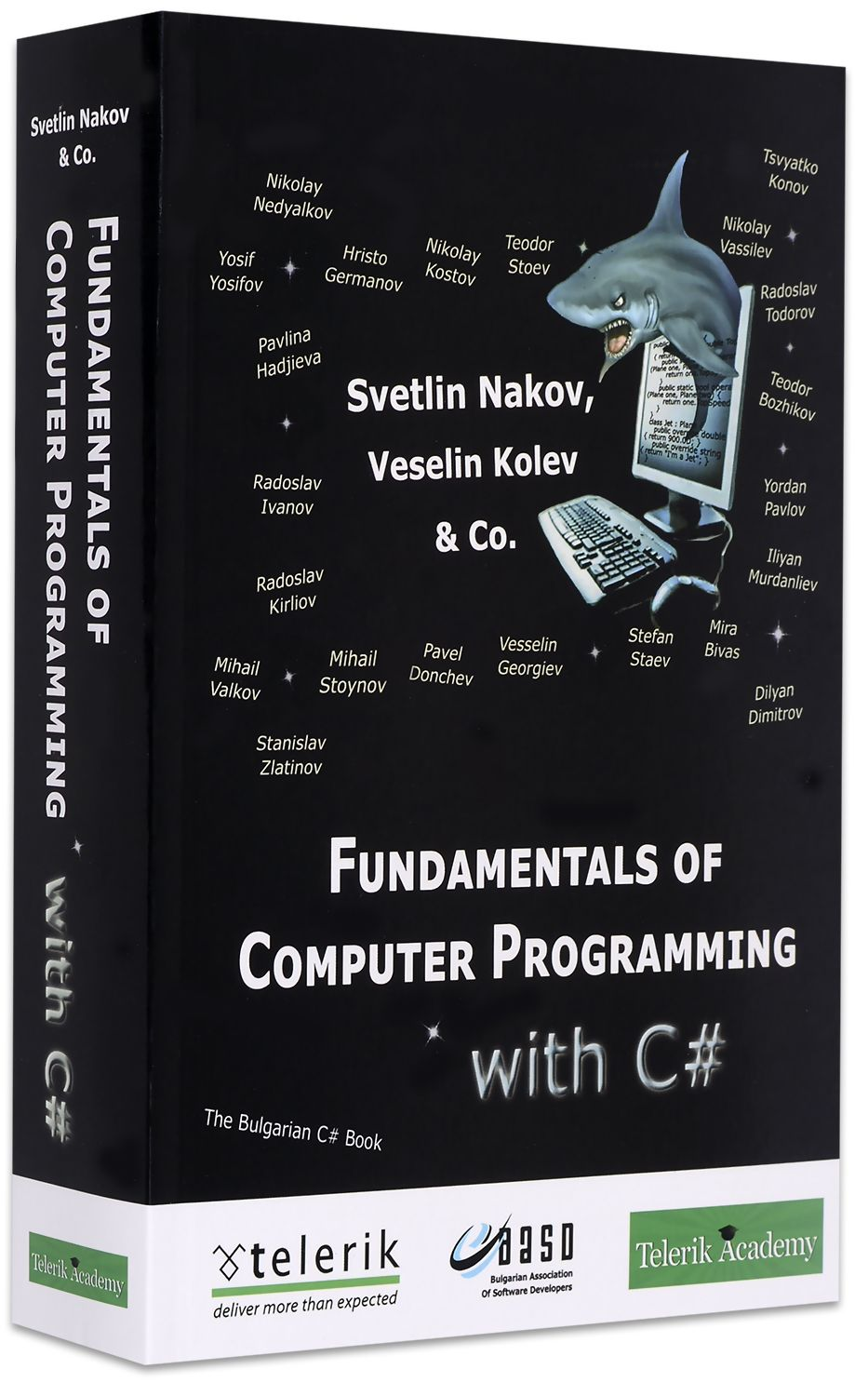 Fundamentals of Computer Programming with C# - 3