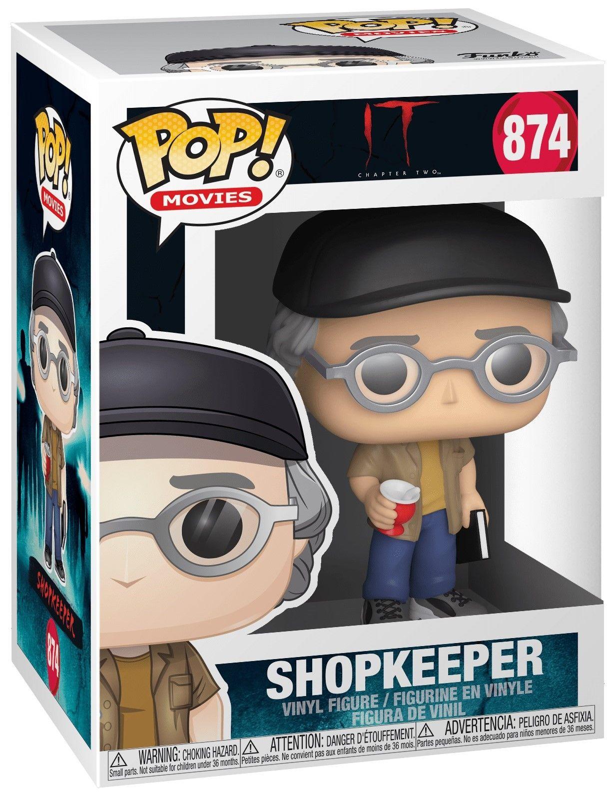Фигура Funko Pop! Movies: IT 2 - Shopkeeper, #874 - 2