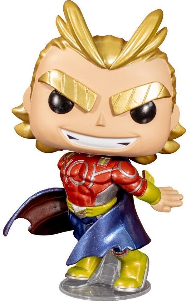Фигура Funko Pop! Animation: My Hero Academia - Silver Age All Might (Special Edition), #608 - 1