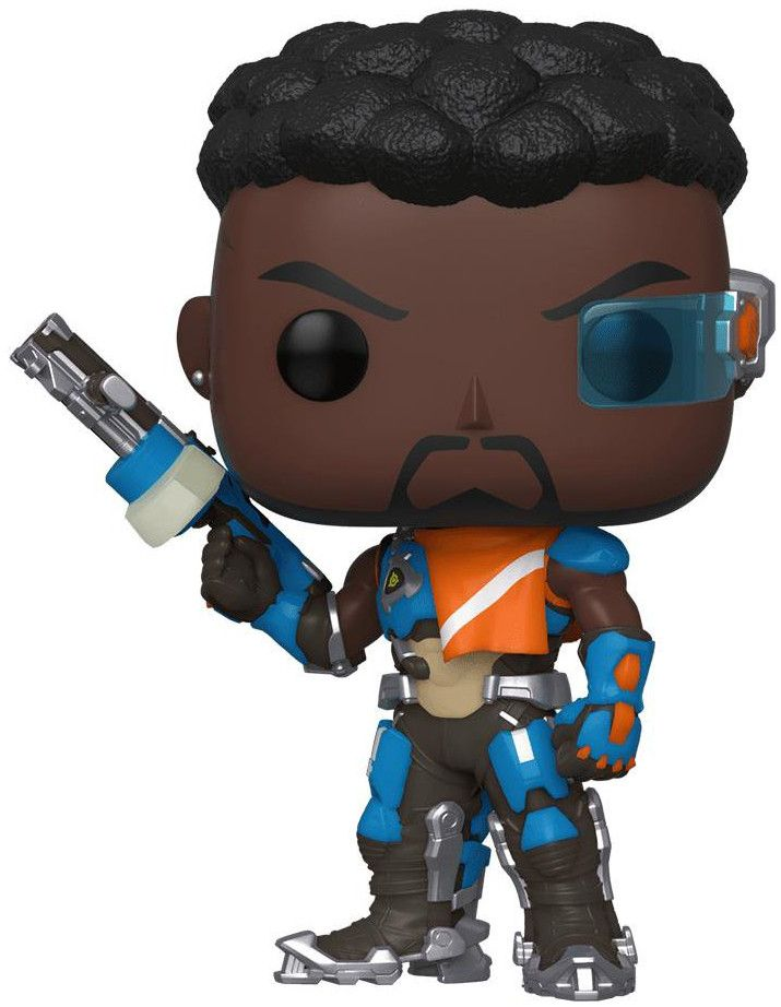 Фигура Funko Pop! Games: Overwatch - Baptiste - 1