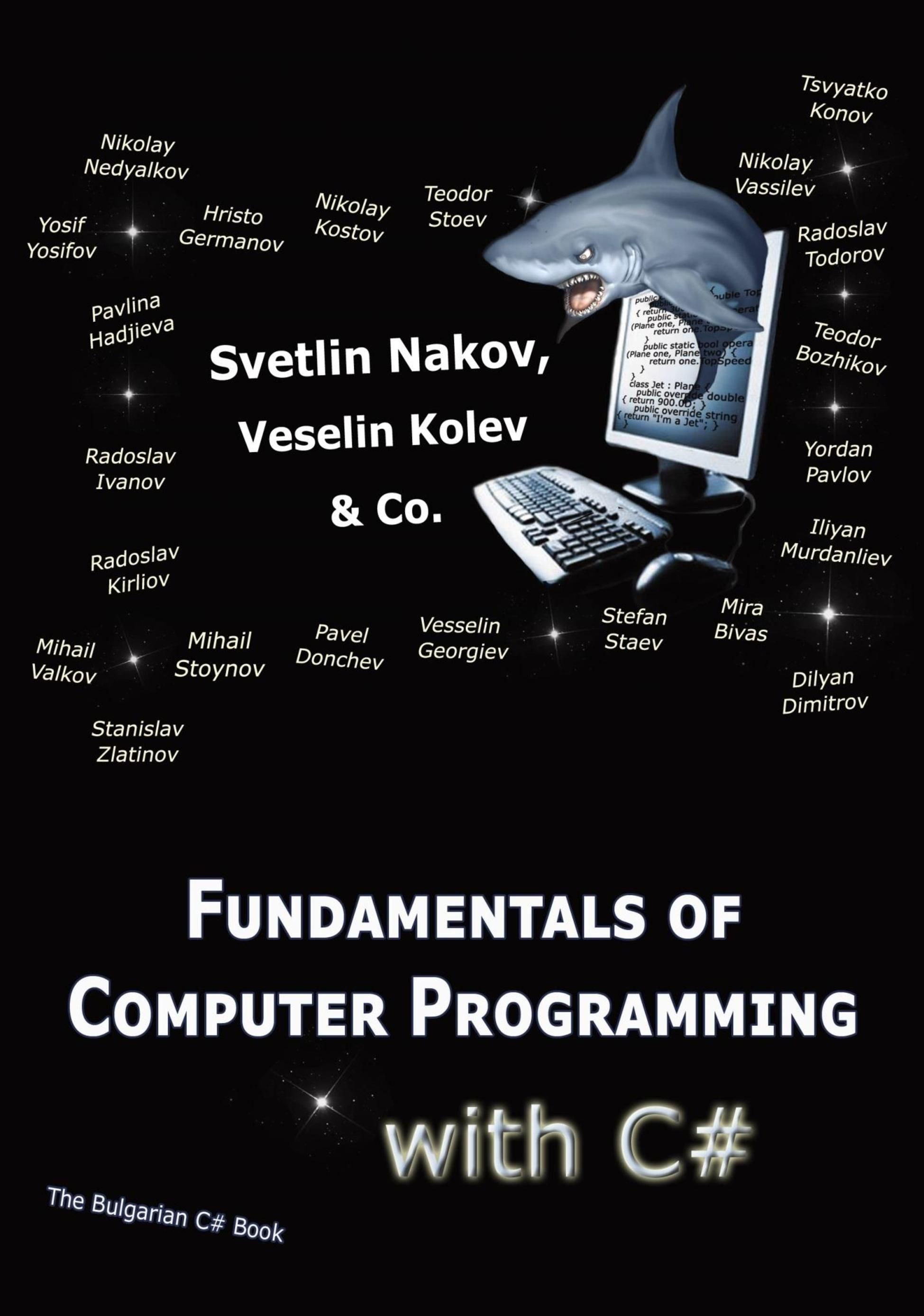 Fundamentals of Computer Programming with C# - 1
