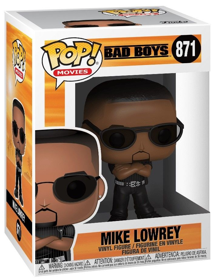 Фигура Funko Pop! Movies: Bad Boys - Mike Lowrey, #871 - 2