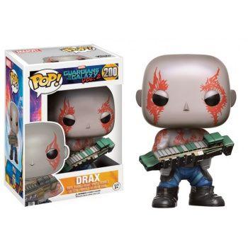 Фигура Funko Pop! Movies: Guardians of the Galaxy - Drax, #200 - 2