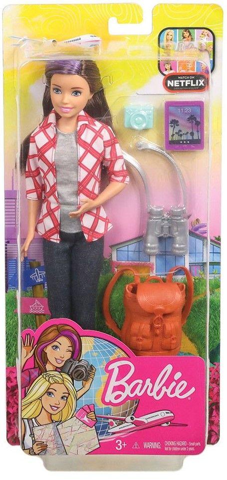 Кукла Mattel Barbie - Скипър на път - 4
