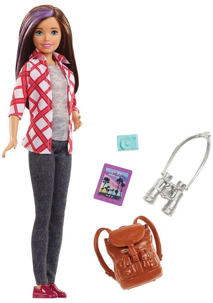 Кукла Mattel Barbie - Скипър на път - 1
