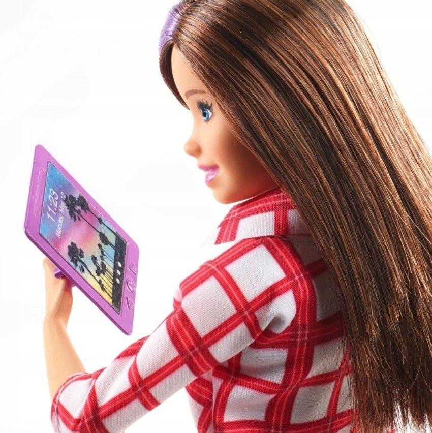 Кукла Mattel Barbie - Скипър на път - 2