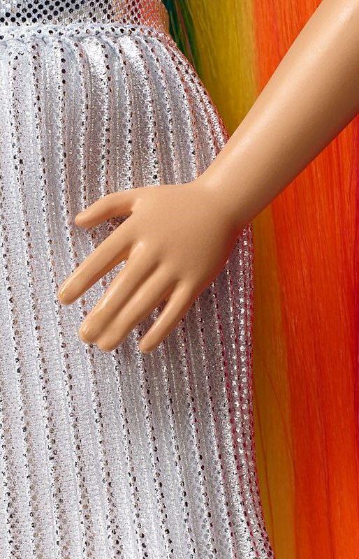 Игрален комплект Mattel Barbie - Прическа Дъга - 10