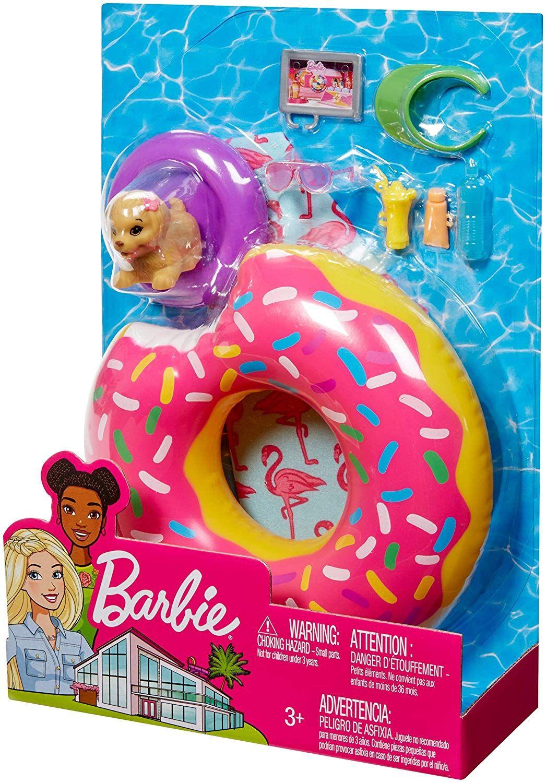 Игрален комплект Mattel Barbie - Басейн - 1