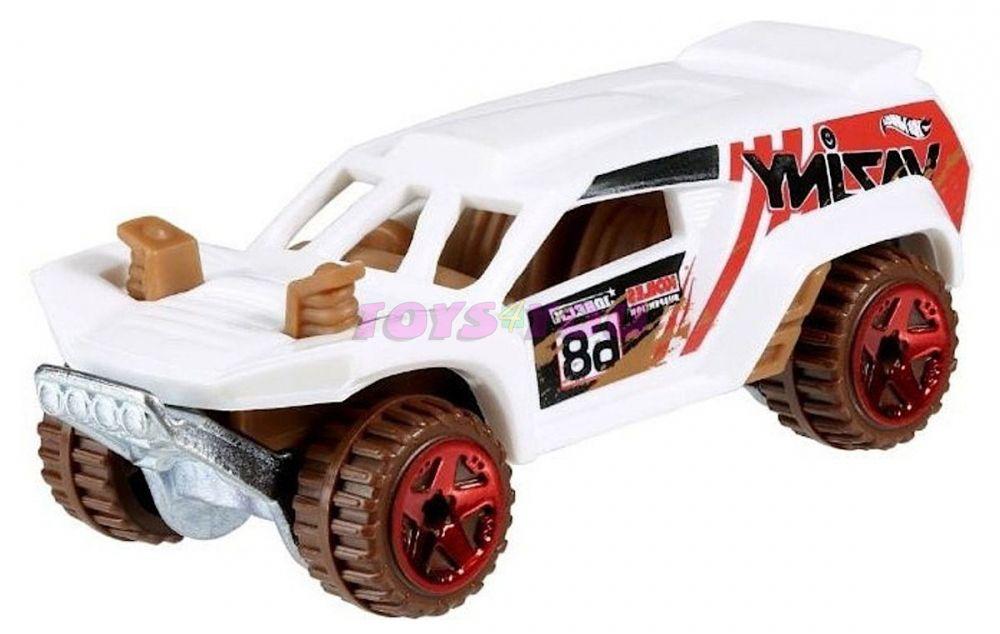 Количка Mattel Hot Wheels - Dune Crusher - 2