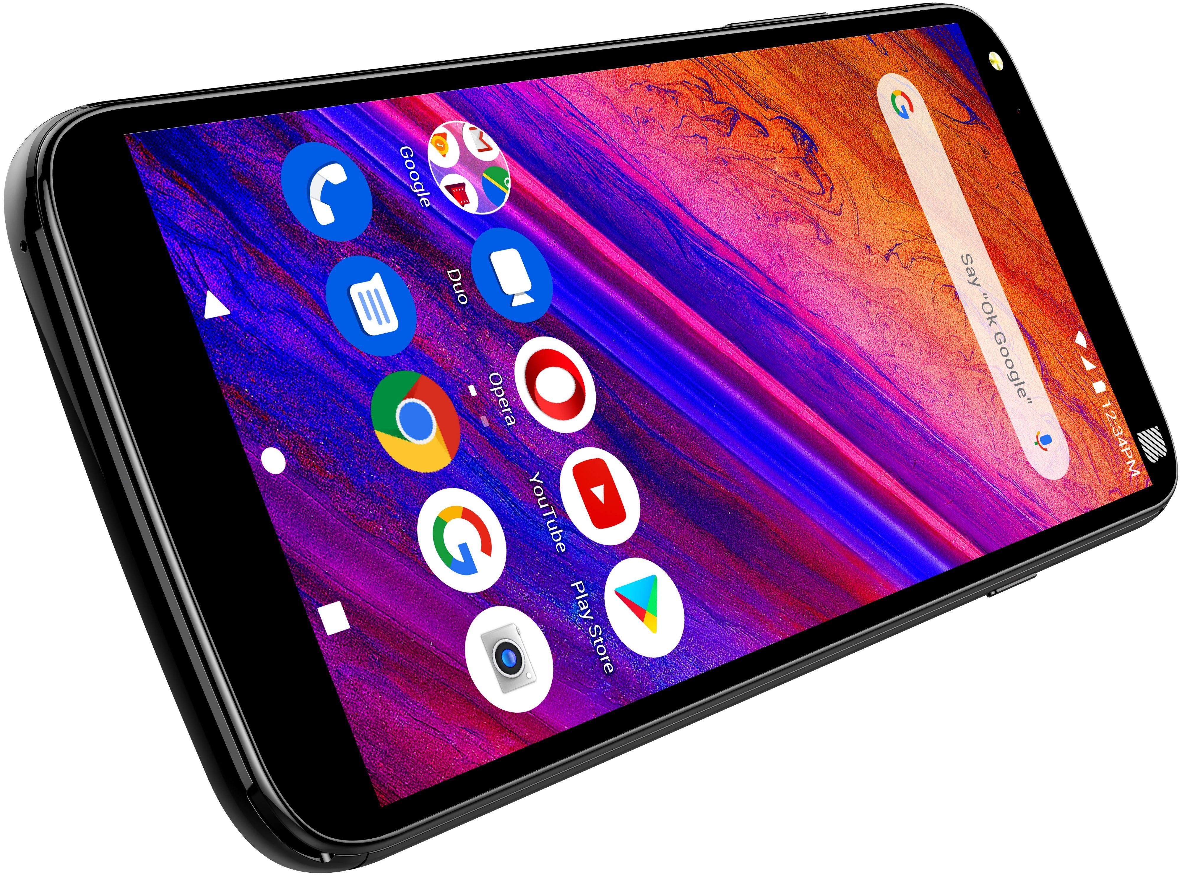 "Смартфон BLU G5 Plus - 6.0"", 32GB, черен - 5"