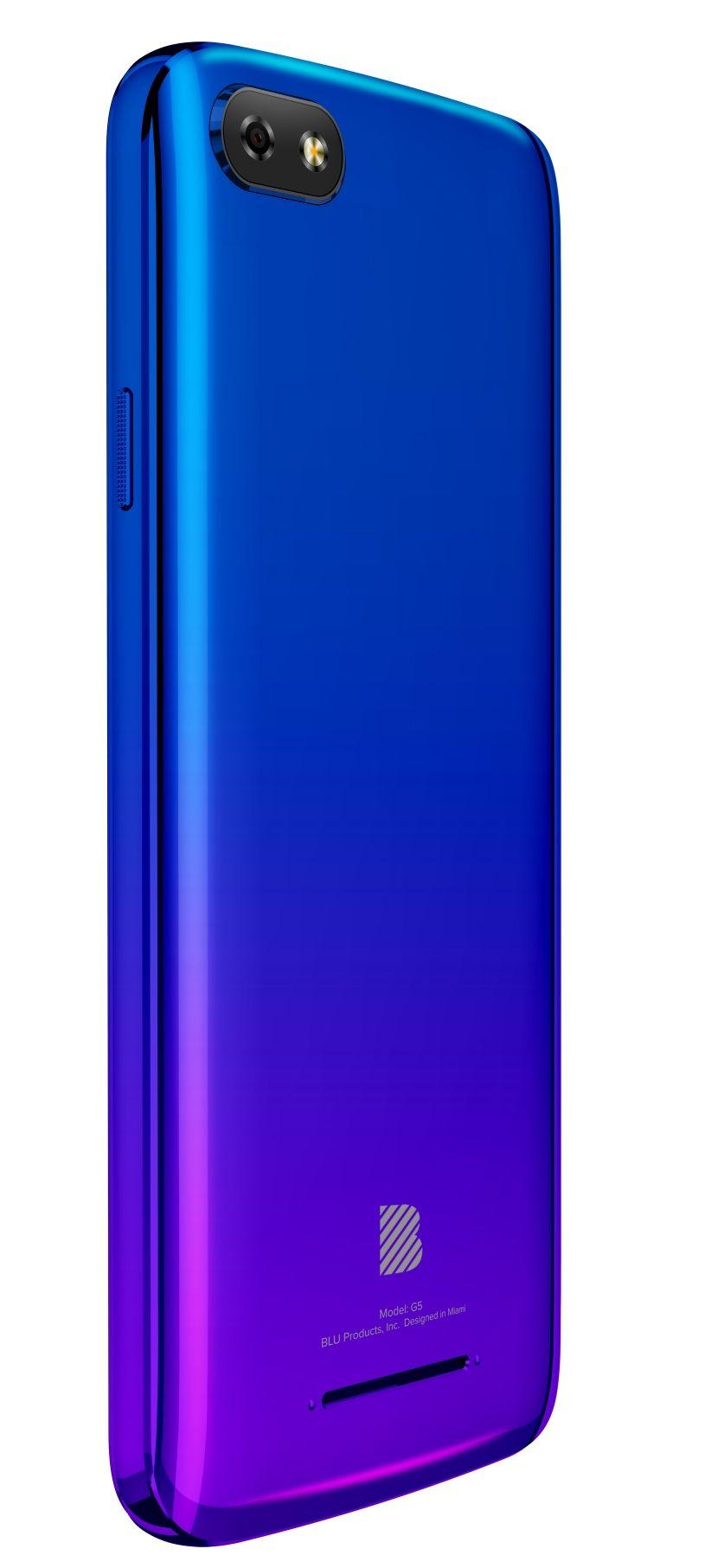 """Смартфон BLU G5 - 5.5"""", 32GB, twilight - 8"""