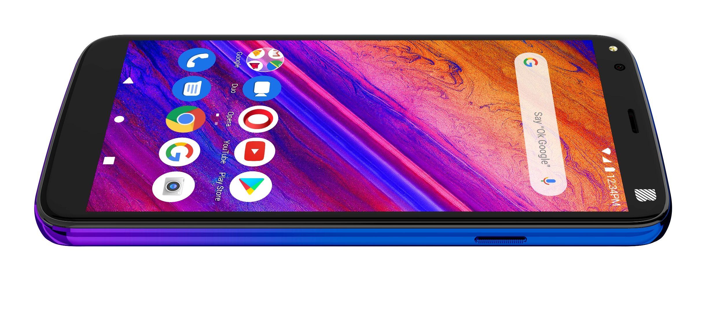 """Смартфон BLU G5 - 5.5"""", 32GB, twilight - 6"""