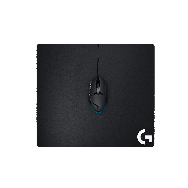 Гейминг подложка за мишка Logitech G640 L - текстилна - 2