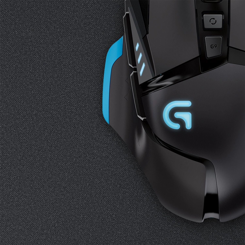 Гейминг подложка за мишка Logitech G640 L - текстилна - 3