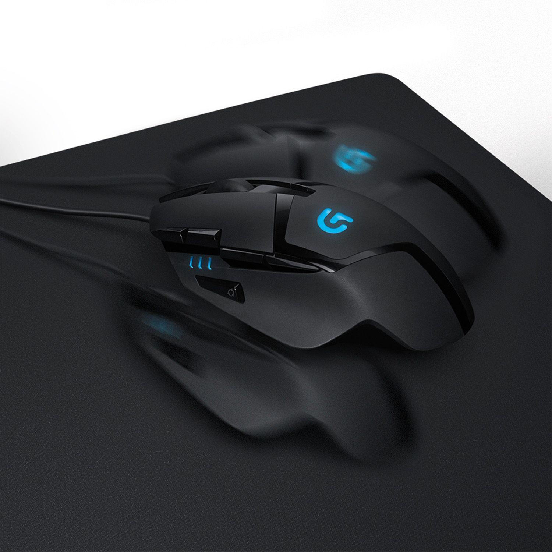 Гейминг подложка за мишка Logitech G640 L - текстилна - 5