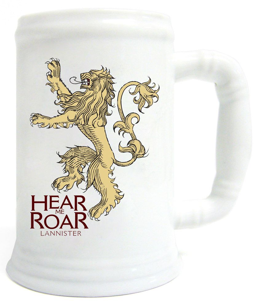 Халба Game of Thrones - Lannister - 1