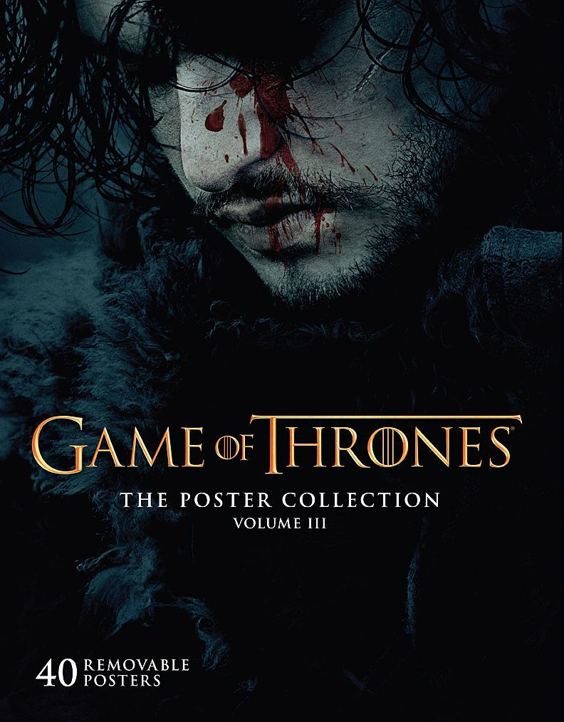 Game of Thrones: The Poster Collection, Volume III - 1