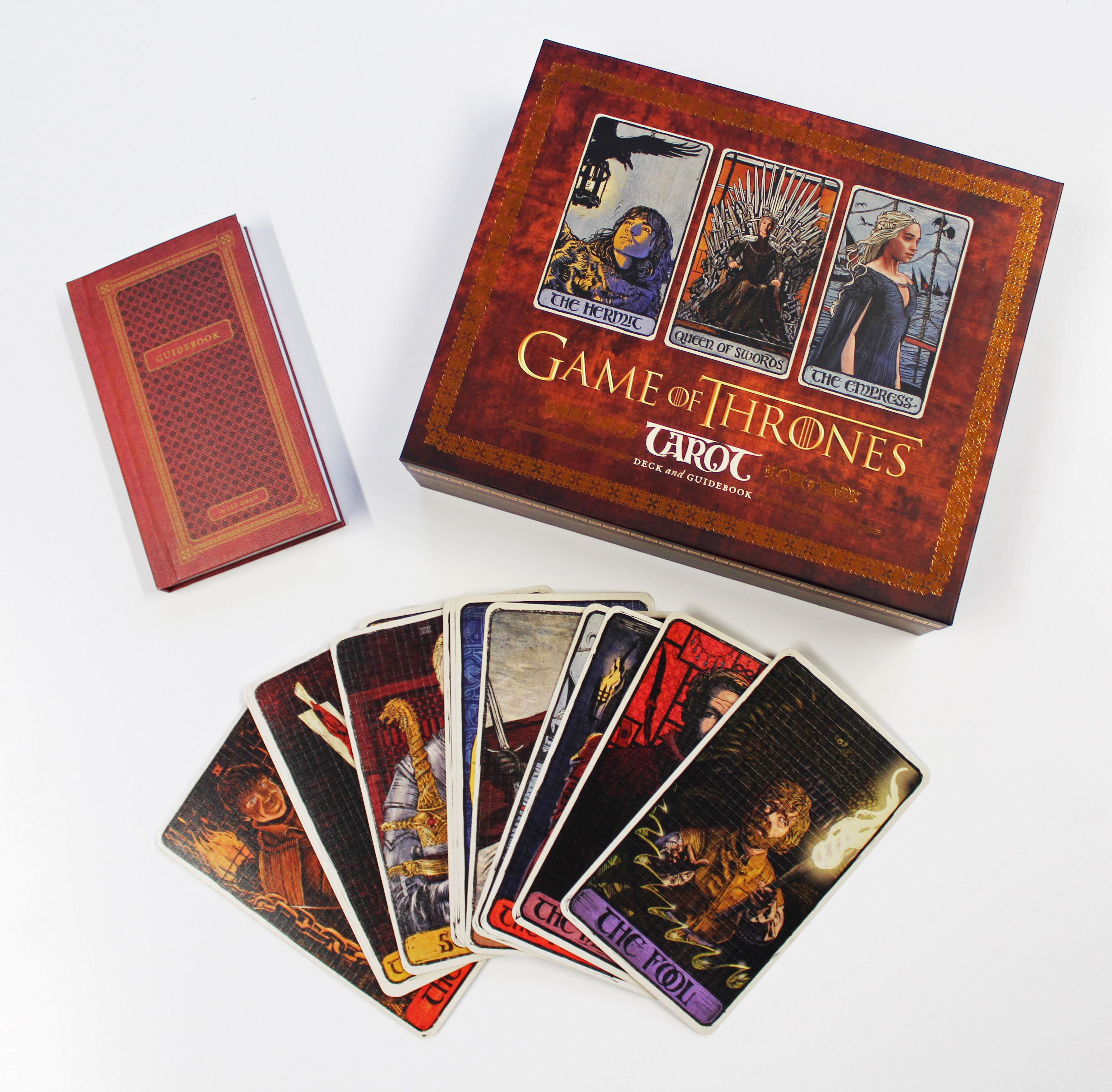 Game of Thrones: Tarot Cards (Deck and Guidebook) - 3