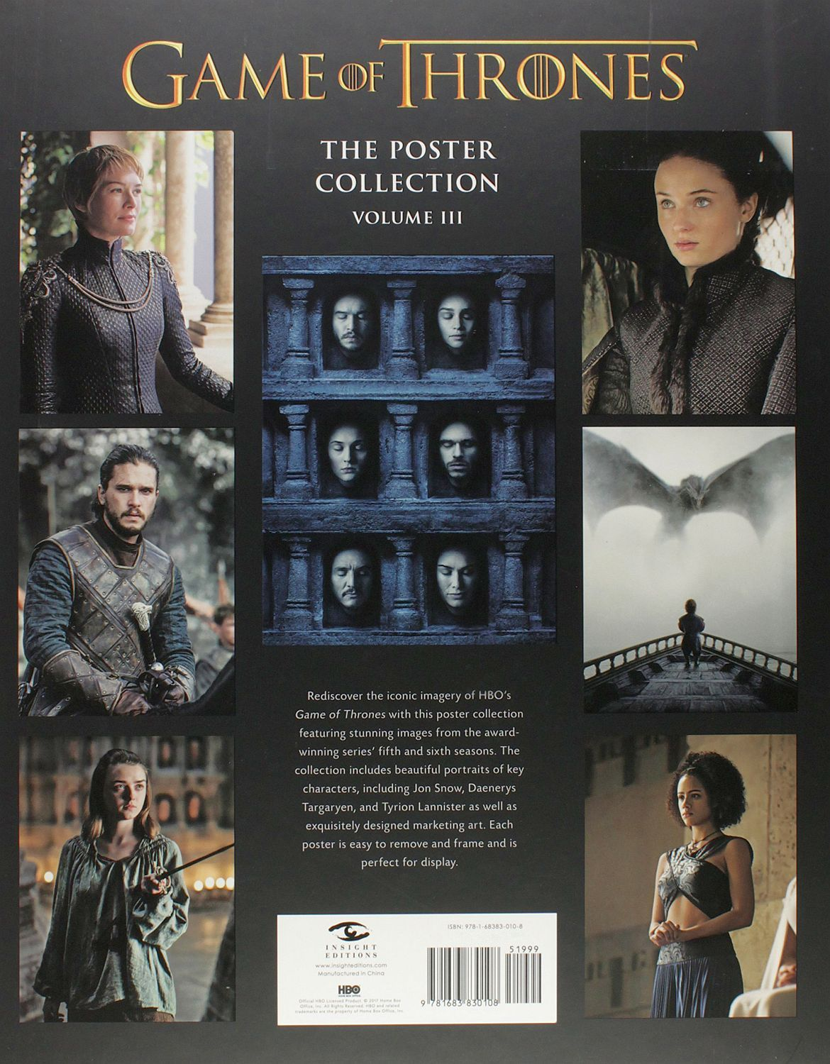 Game of Thrones: The Poster Collection, Volume III - 7