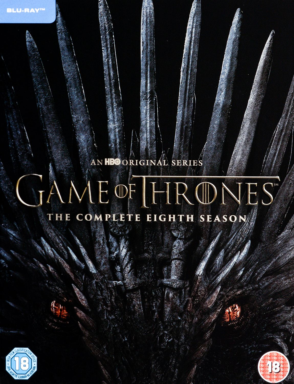 Game of Thrones: Complete Season 8 (Blu-Ray) - 1