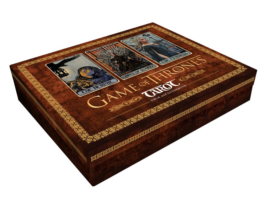 Game of Thrones: Tarot Cards (Deck and Guidebook) - 2