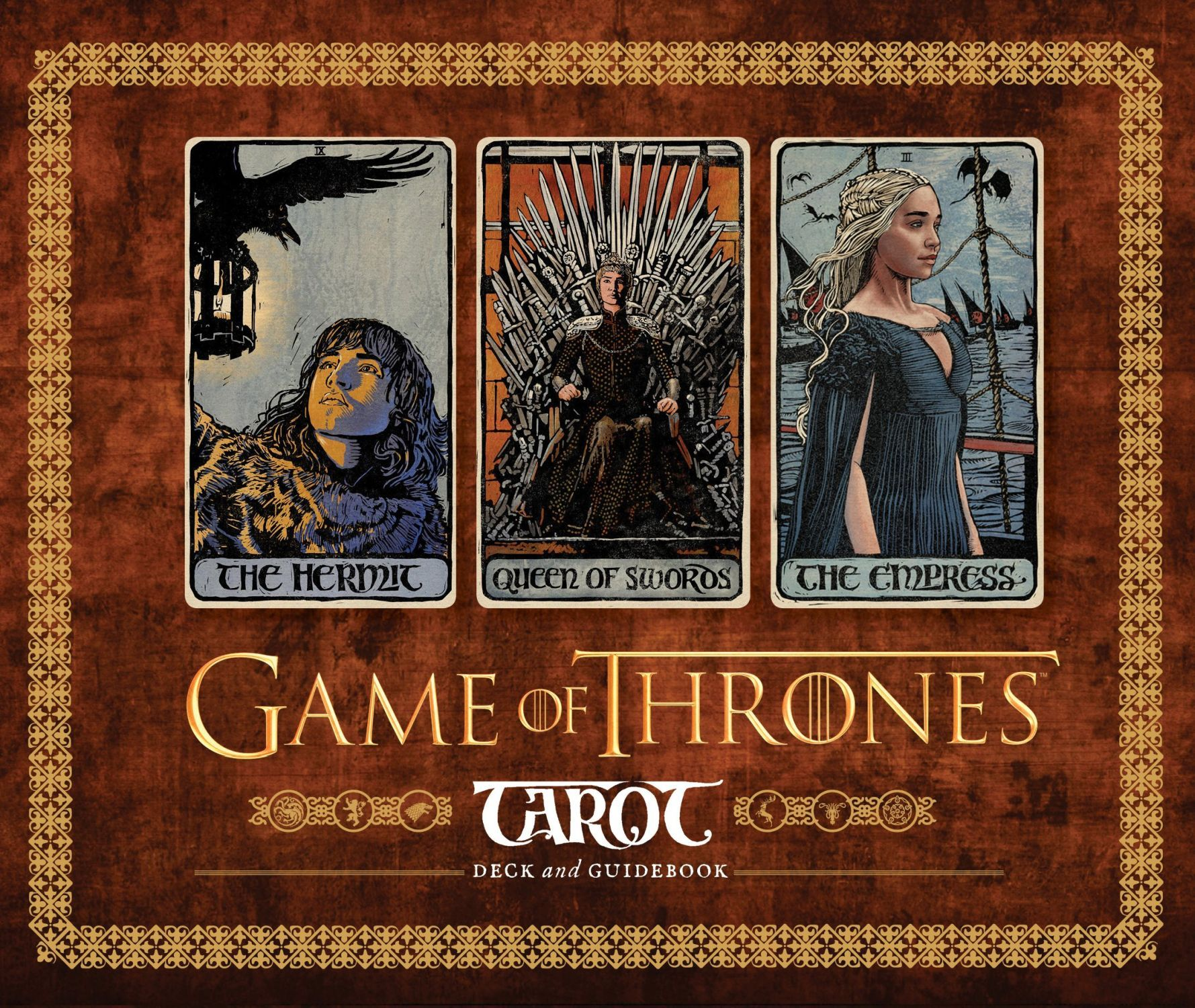 Game of Thrones: Tarot Cards (Deck and Guidebook) - 1