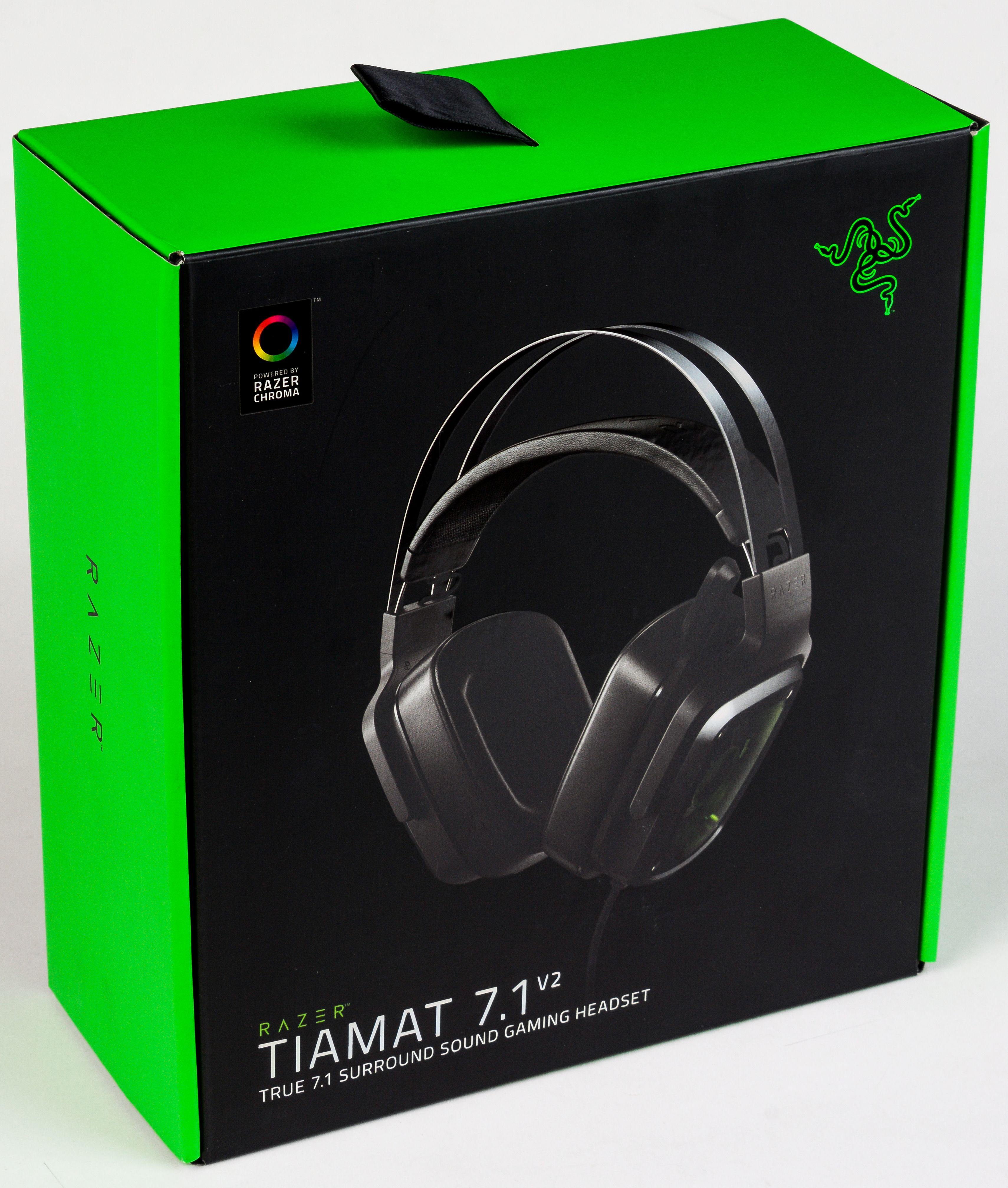 Гейминг слушалки Razer Tiamat 7.1 V2 (разопакован) - 2