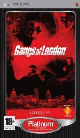 Gangs of London (PSP) - 1