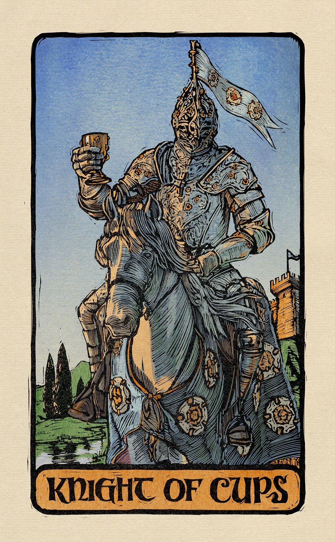 Game of Thrones: Tarot Cards (Deck and Guidebook) - 14