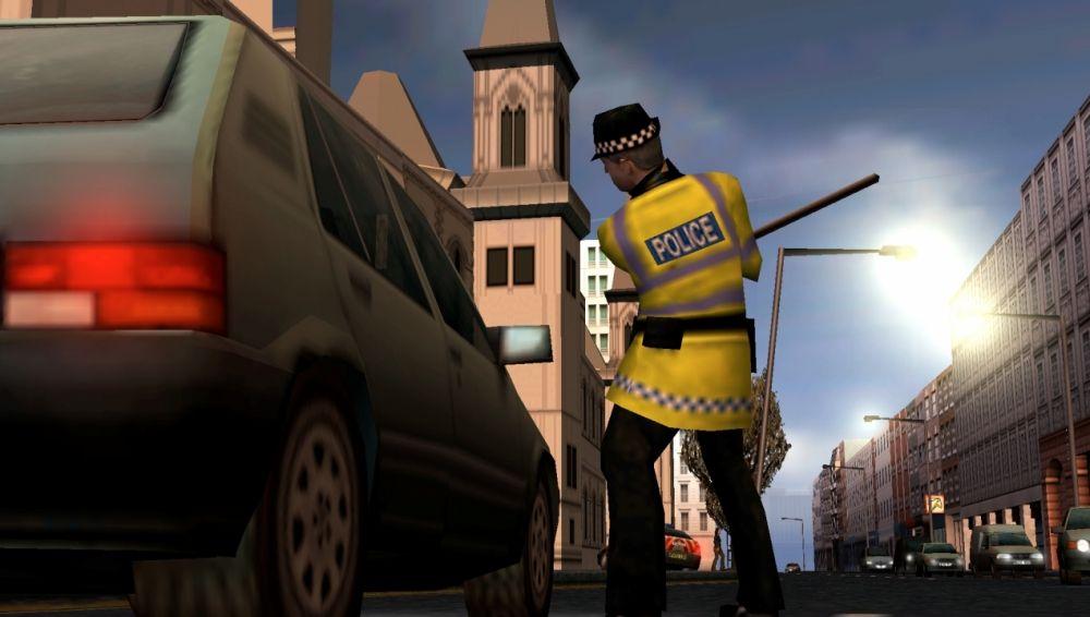 Gangs of London (PSP) - 3