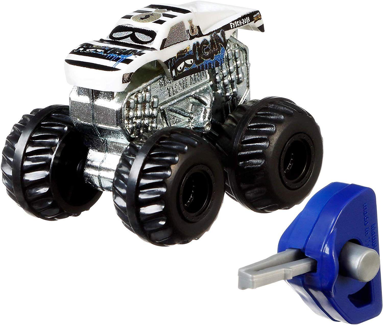 Количка-изненада Hot Wheels Monster Trucks -  Мини бъги - 6