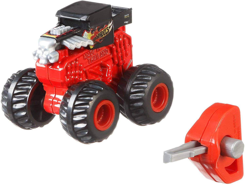 Количка-изненада Hot Wheels Monster Trucks -  Мини бъги - 2