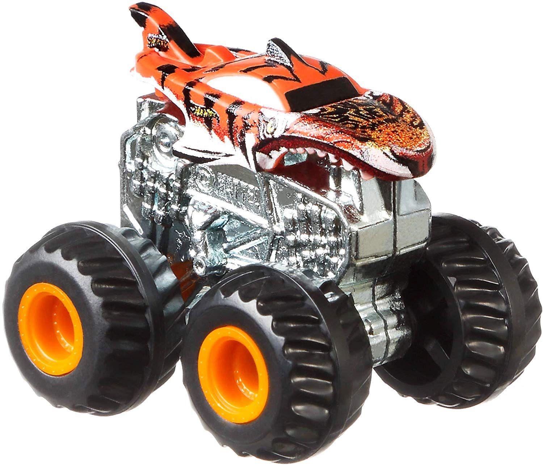 Количка-изненада Hot Wheels Monster Trucks -  Мини бъги - 8