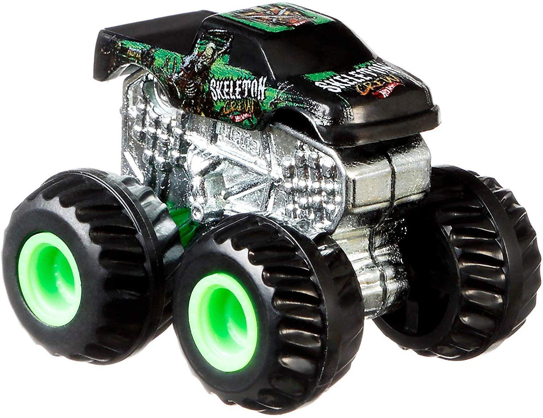 Количка-изненада Hot Wheels Monster Trucks -  Мини бъги - 7