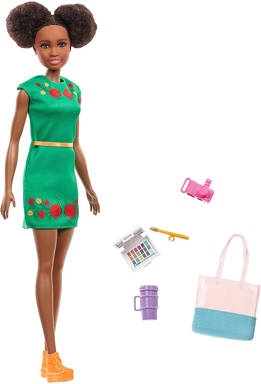 Кукла Mattlel Barbie - Nikky, с аксесоари - 2