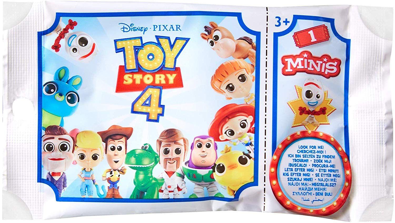 Мини фигурка-изненада Mattel - Toy Story 4 - 1
