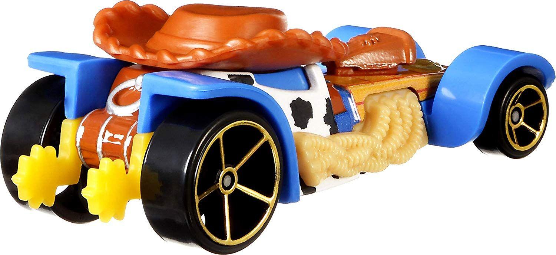 Количка Hot Wheels Toy Story 4 - Woody - 4