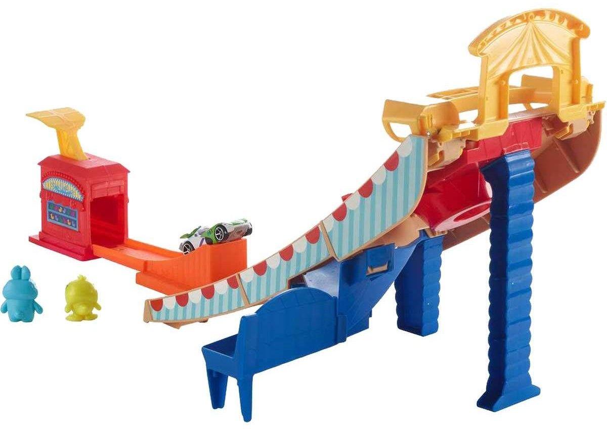 Игрален комплект Hot Wheels Toy Story 4 - Buzz Lightyear Carnival Rescue - 2
