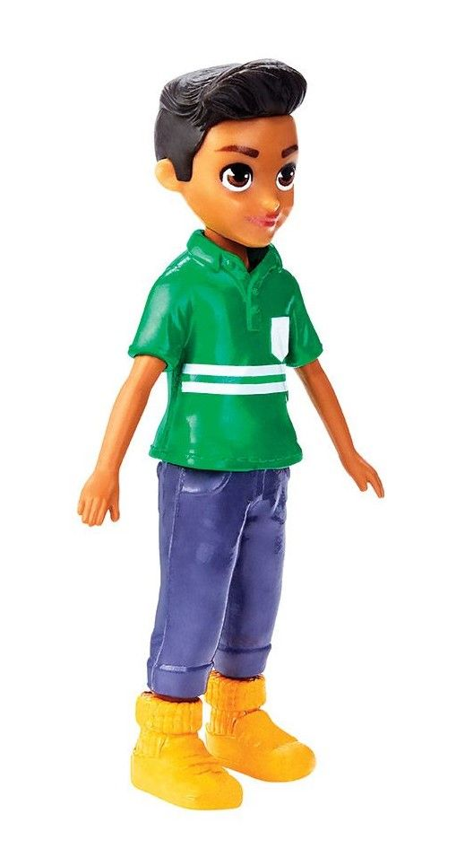 Кукла Mattel Polly Pocket - Go Tiny, асортимент - 5