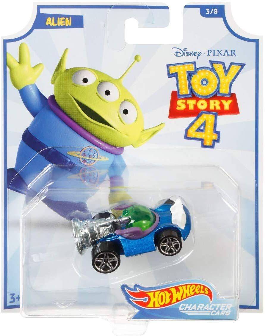 Количка Hot Wheels Toy Story 4 - Alien - 1