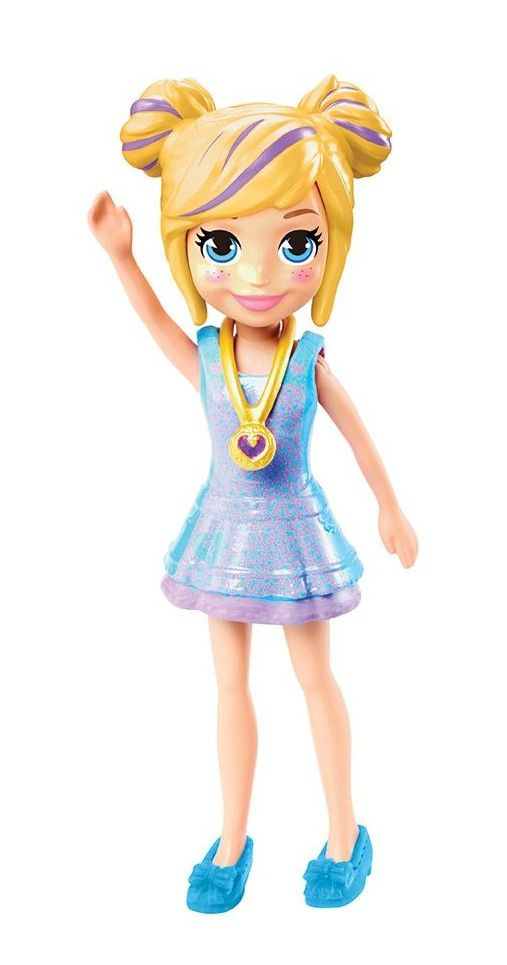 Кукла Mattel Polly Pocket - Go Tiny, асортимент - 2